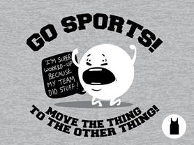Go Sports! Unisex Tank