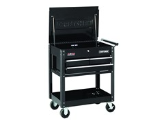 GripLatch Utility Cart, Black