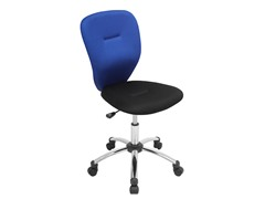 Lumisource Associate Chair Blue