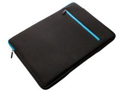 """15.4"""" Neoprene Laptop Sleeve - Black"""