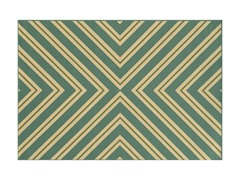 Amalfi Indoor/Outdoor - Green (6 Sizes)