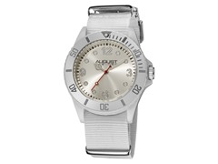 August Steiner AS8061WT Men's Sports Watch - White
