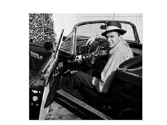 Frank Sinatra in T-Bird