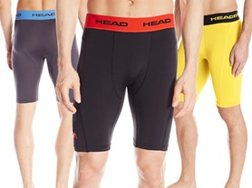 HEAD Compression Short 2-Pack, 18 Colors