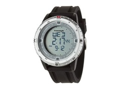 Men's Touch Compass Watch - Silver