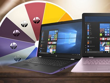 HP Colorwheel Laptops