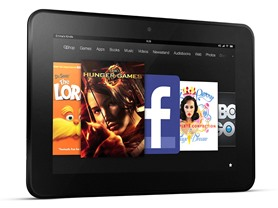 "Kindle Fire HD 8.9"" 4G LTE Tablet"