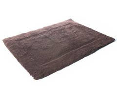 Non Slip Rug-Chocolate-2 Sizes