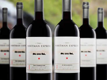 The Whitman Express Zinfandel 6-Pack