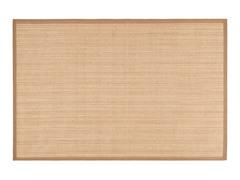 Fiber Sisal Rug - Tan (2 Sizes)