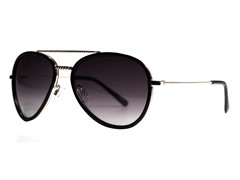 Polarized Quinn Sunglasses, Black