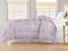 240TC Down Comforter-Lavender Full/Queen