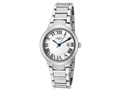 Women's Silver Dial / Stainless Steel