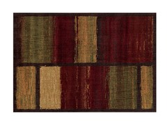 Parker Shaded Brown Rug - 5 Sizes