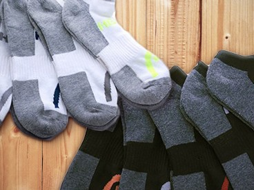 20 Pack Head Socks