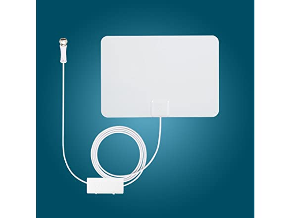 Image of Antop Paper Thin At-101b Indoor Hdtv Antenna