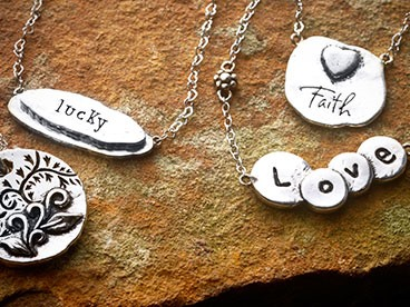 Sterling Silver Inspirational Jewelry