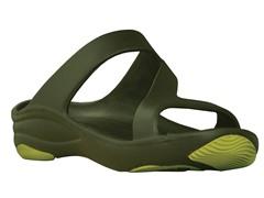 Women's Premium Z Sandal, Olve / Sage Green