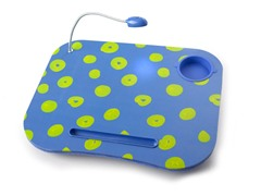Dots Laptop Cushion w/ Light