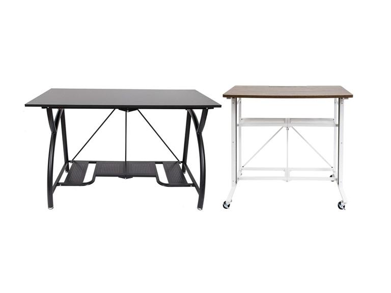 Origami & UP2U Steel Frame Desk (Your Choice)