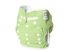 Adjustable Cloth Diaper - Green