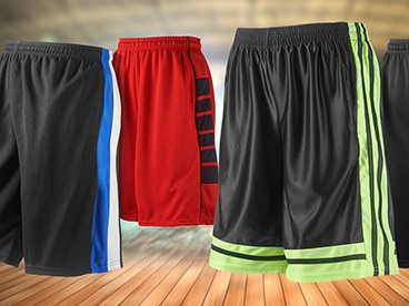 Men's 6th Man Athletic Shorts