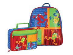 Dart Frog Go-Go Bag & Lunchbox