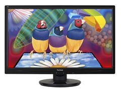 "22"" Full-HD LED-backlit Monitor"