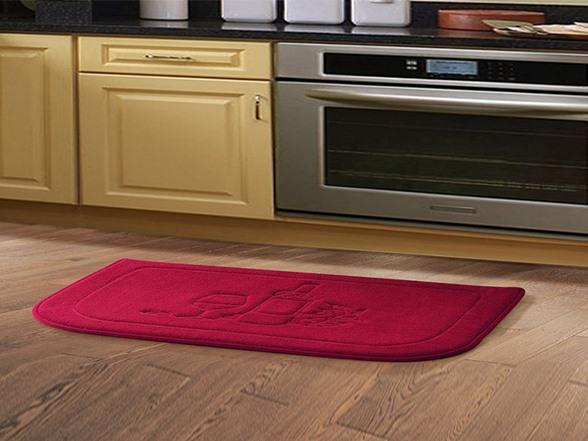 memory foam kitchen mat wine 4 colors. Black Bedroom Furniture Sets. Home Design Ideas