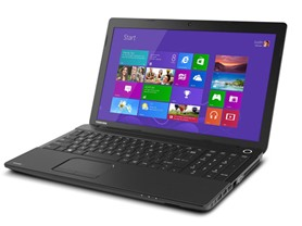 "Toshiba Satellite 15.6"" AMD Quad-Core Laptop"