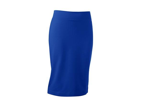 juniors pencil skirt royal blue