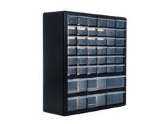 Deluxe 48-Drawer Compartment Storage Box