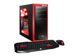 WT612 AMD FX Quad-Core Gaming Desktop