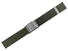 Bottle Cap Web Belts, Grey