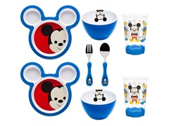 Big Face Mickey 8-Piece Set