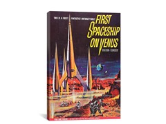 The 1st Spaceship on Venus