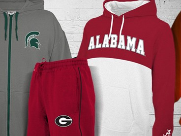 ALL the Collegiate Apparel!