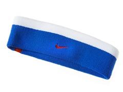 Premier 20 Headband - Blue/White/Red