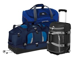 High Sierra Duffels + Luggage