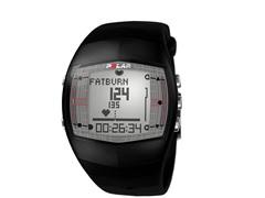 FT40-M Men's Basic Fitness Watch - Black