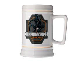 Xenomorph Dark Ale Stein
