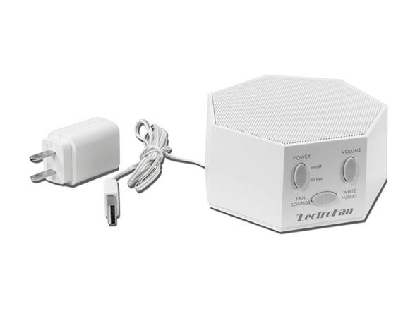 Lectrofan Fan Sound Amp White Noise Machine