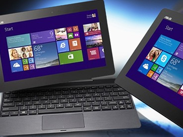 Tablets from Asus
