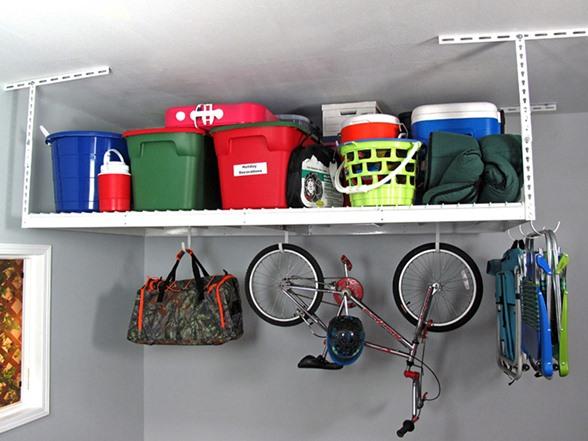 hooks accessories buy racks direct utility safe garage of set overhead sport rack