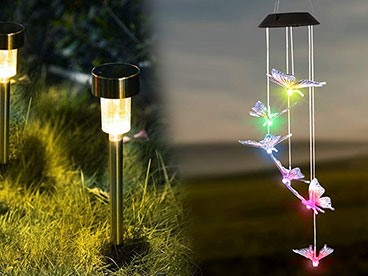 Holiday & Solar Lighting