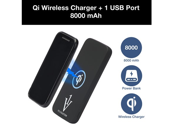Image of 1 Voice Qi Wireless Chargers