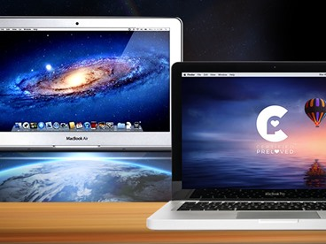 Apple MacBooks and iMacs