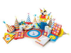 Big Top Party Pack for 12
