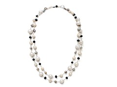 SS Peacock Pearl Necklace