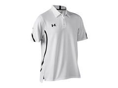 Signature On-Field Polo - White/Black